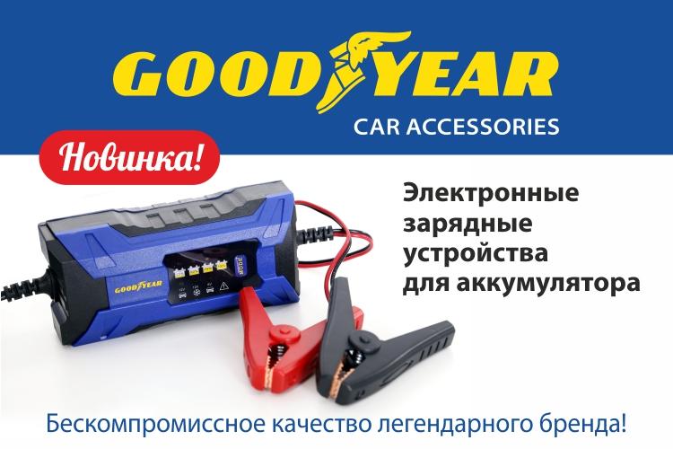 Goodyear зарядные устройства